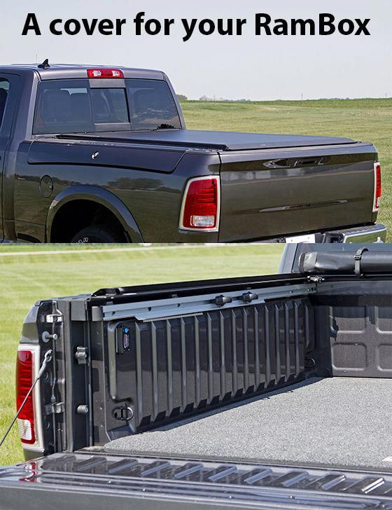 Here S How You Can Add A Tonneau Cover And Other Accessories To Your Rambox Equipped Ram Pickup Interiornewelpostc Rambox Tonneau Cover Truck Bed Accessories
