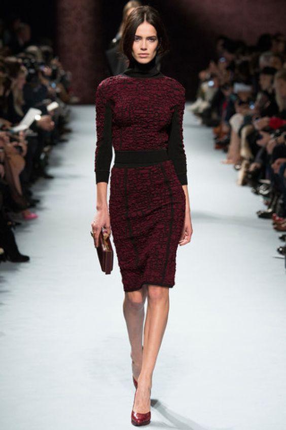 Nina Ricci Fall 2014 Ready-to-Wear