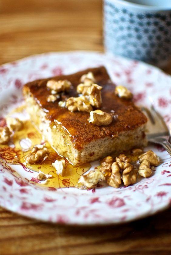 Receta de 'Requesón tostado, dulce aragonés' de Pepekitchen para el blog 'A tu Gusto' de superSol. La mejor gastronomía :)