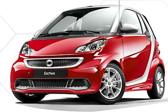 SMART fortwo. WANT.