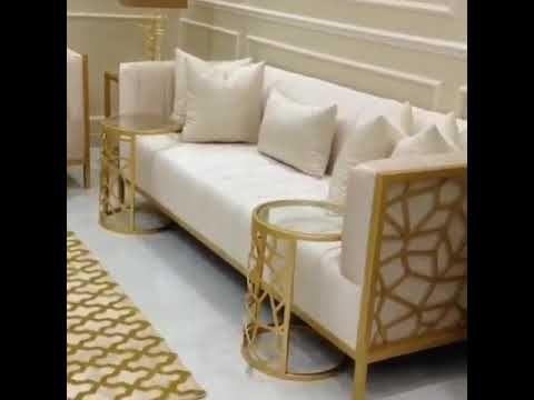 تنسيق الطاولات بالمجلس فخم 0595571555 Home Decor Home Furniture