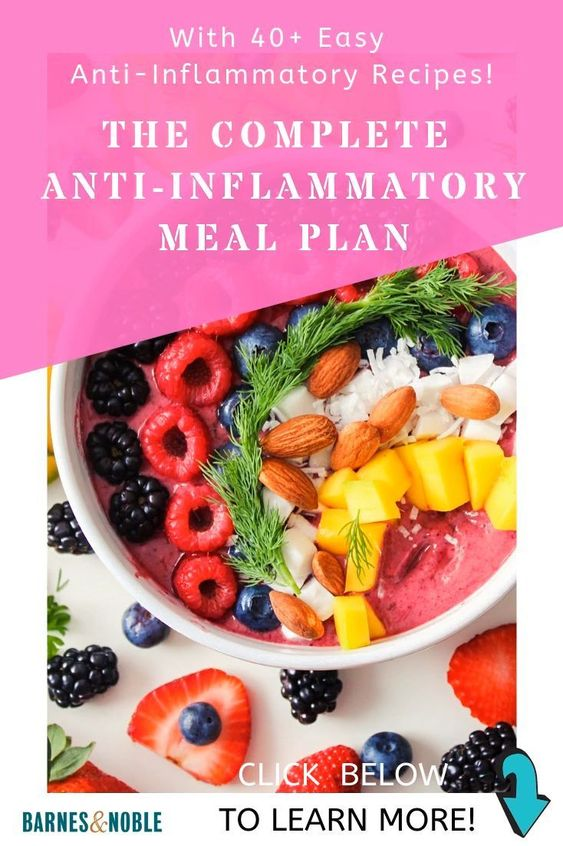 Anti Inflammatory Diet Motivation: A Simple Healthy Eating Guide And Weight Loss Solution In Your Fi