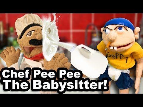 Sml Movie Chef Pee Pee The Babysitter Youtube Babysitter Sanic Memes Movie Chef
