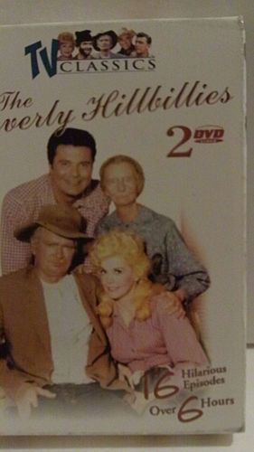 The Beverly Hillbillies 16 Episodes DVD Set