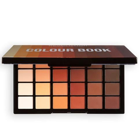 Colour Book Shadow Palette Cb02 Makeup Revolution Allure Forever Flawless Palette Glam Raider Bathandbody Shadow Palette Coloring Books Loose Pigments
