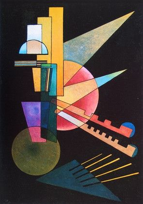 Wassily Kandinsky   Wassily Kandinsky Abstrakte Variationen