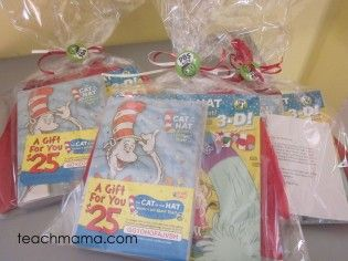 Read Across America Resources & Giveaway
