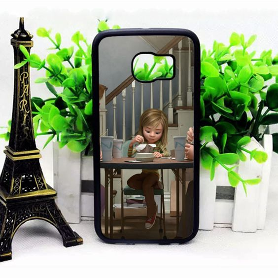 Girl Inside Out Disney Samsung S6 Edge Plus Cases haricase.com