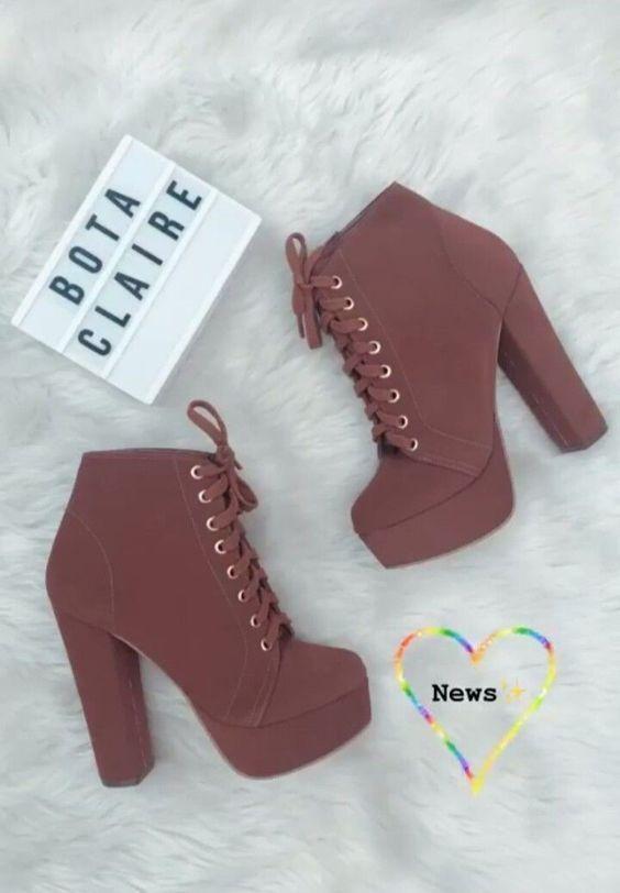 Boots, Sneaker heels