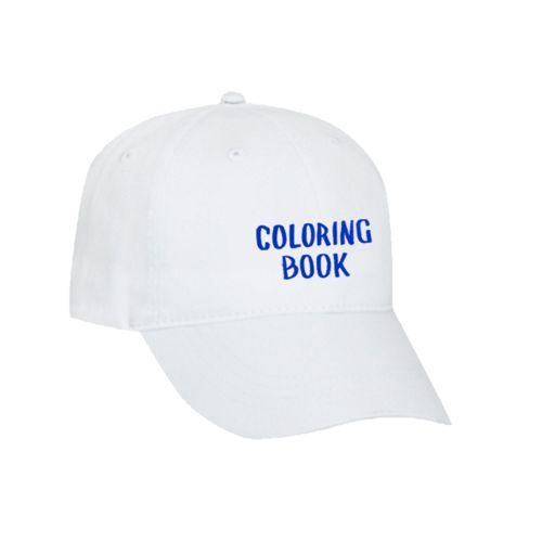 Coloring Book Hat White Coloring Books Hats Color
