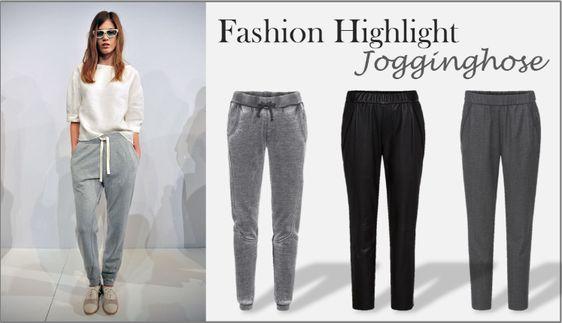 Fashion Highlight Jogginghose http://www.fashionupyourlife.de/fashion-highlight-jogginghose/