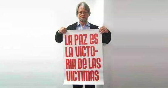 La Paz es la Victoria de las Víctimas x Mockus