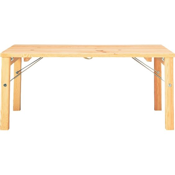 pinewood table $62.75