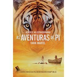 Livro - As Aventuras de Pi