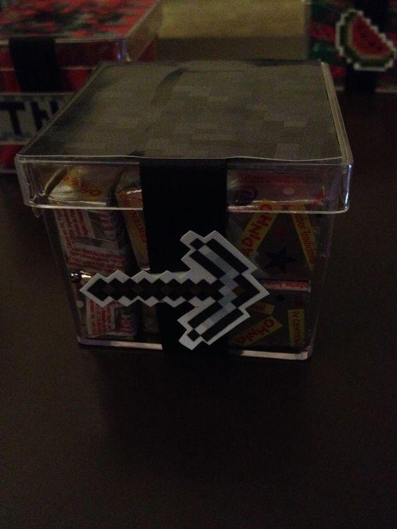 Bloco de Pedra Minecraft - dadinho