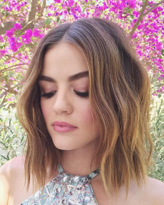 Lucy Hale News • Your best source for everything Lucy Hale  - kdeenihanPretty in pink  @lucyhale@kristin_ess...