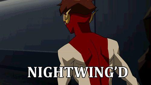 yj nightwing - Google Search