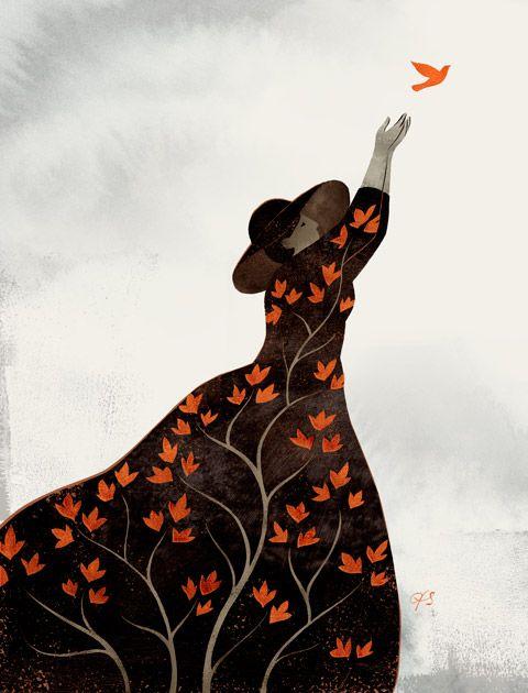 Earth and Soul - Oliver Flores | Illustration: