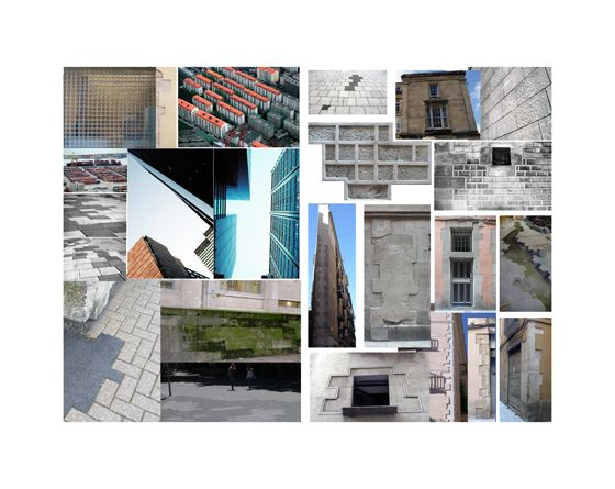 Architecture google and mood boards on pinterest for Architecture textile