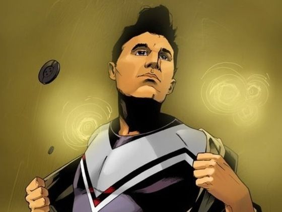 Morrissey as superhero: Smiths songs are transformed into comics: