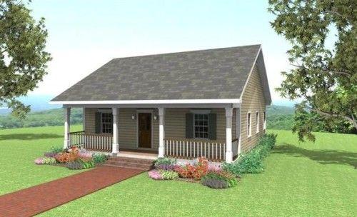 Rumah Idaman Sederhana Di Desa Yang Keren Desain Rumah Rumah Pedesaan Desain Rumah Desa