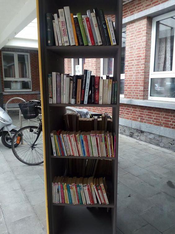 Boîte à livres Ath