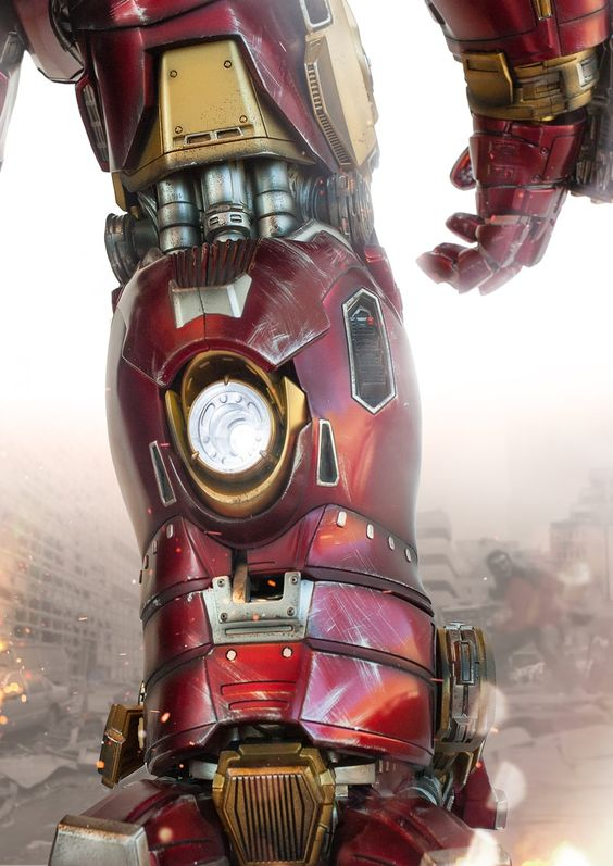 Hulkbuster Iron Man Mark XLIV