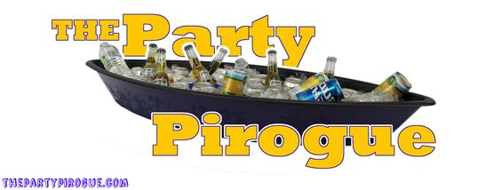 Perfect for parties, seafood boils, catered events and weddings! https://www.facebook.com/thepartypirogue/app_251458316228