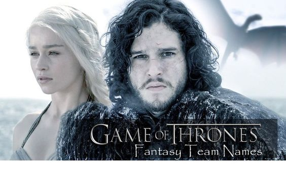 Game Of Thrones Fantasy Football Team Names Gridiron Experts
