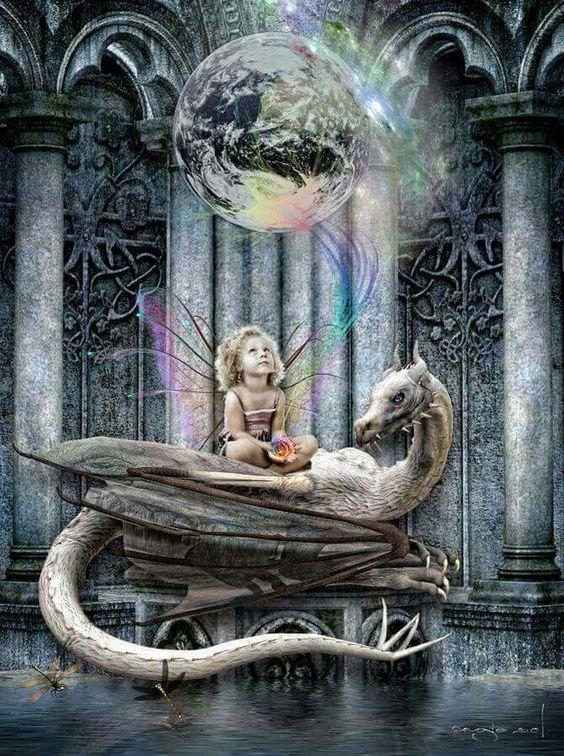 Los dragones plateados iluminan tu potencial