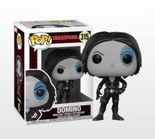 Funko Pop Marvel Comics Deadpool Parody Domino 315 Vinyl Figure Toy Doll New 28 50 End Date Thursday Jul 12 2018 2 53 29 Pdt B Funko Pop Vinyl Figures Funko Pop Marvel