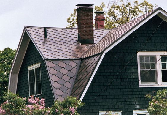Metal Roof Metals And Roof Types On Pinterest