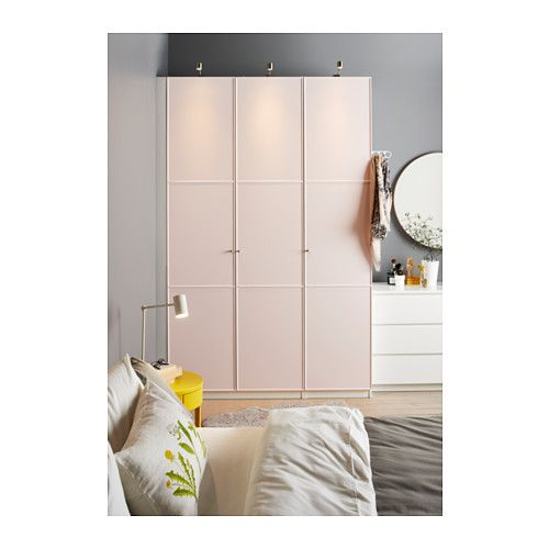 Pax armoire penderie blanc mer ker rose clair ikea pax wardrobes and google - Penderie d angle ikea ...