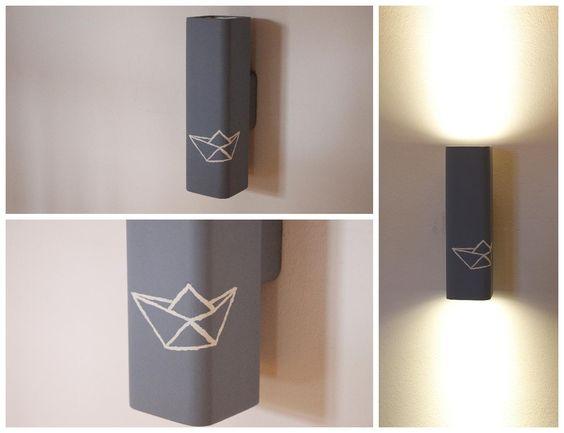 Eine Lampe, die man individuell gestalten kann? Wir waren auf der Suche, haben die famlights by click-licht.de gefunden und haben eine DIY für euch.