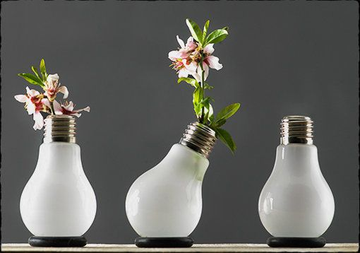 El reciclaje es una buena opci n para la decoraci n de tu for Objetos decoracion hogar
