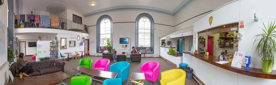Cool, contemporary, affordable, hostel accommodation in the centre of St Ives.