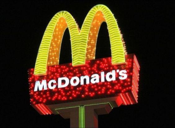 Jovens Talentos McDonalds