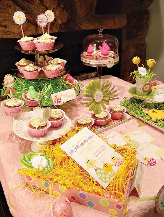 So love the peeps on display: Food Displays, Peter Cotton, Easter Display, Cotton Tail, Decorations Food, Party Ideas, Baby Shower