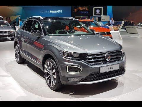 2020 Volkswagen T Roc Slow Walkaround First Look Youtube Volkswagen Vw Volkswagen Chevrolet Trax