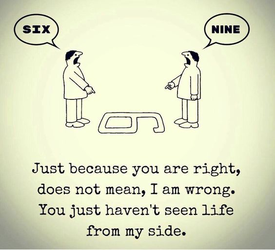 Perspective . Life