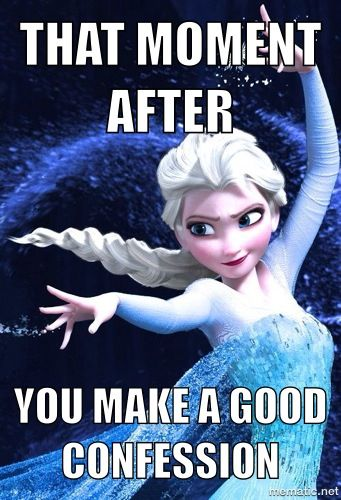 Let it go, let it go!!!: