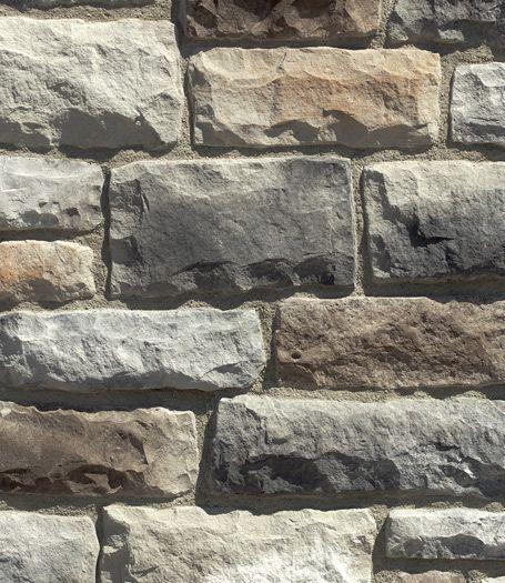 Exterior Stone Veneer : Elkwood limestone stone veneer interior