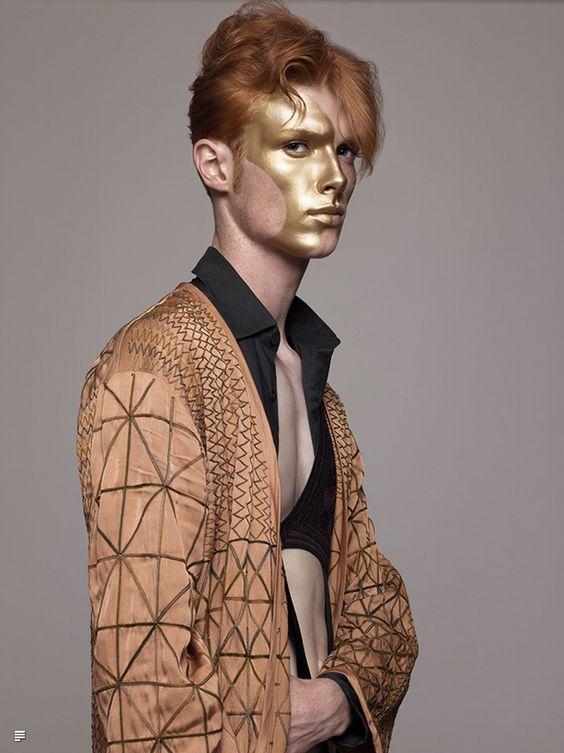 Loni Baur / Hair & Make-Up / BALLSAAL  foto Armin Mohrbach