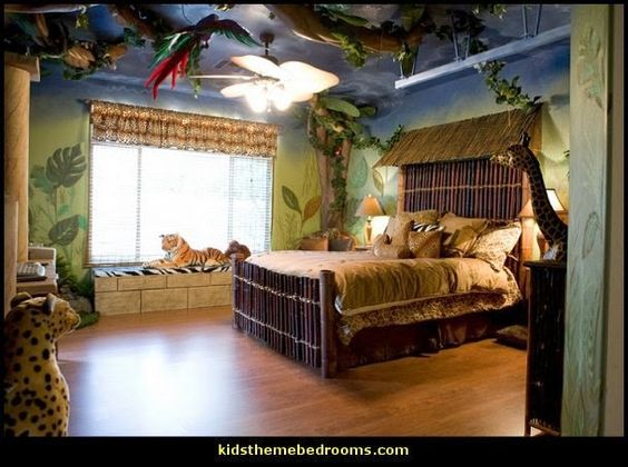 Pinterest the world s catalog of ideas for Forest themed bedroom ideas