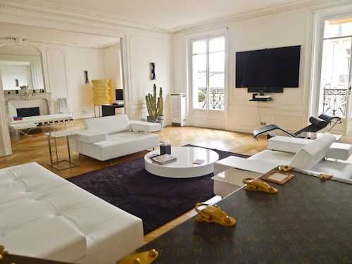 BYP-688 - Furnished 4 bedroom apartment for rent , 360 m² Avenue Montaigne, Paris 8, 30000 €/M