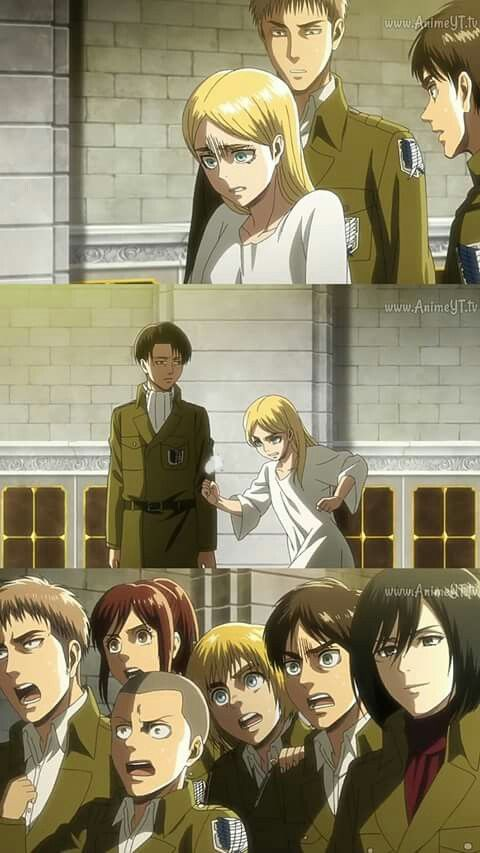 Mikasa Es Su Casa Attackontitan Aot Shingekinokyojin Snk