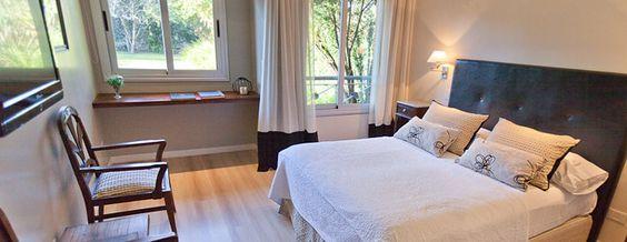 Villa Isidro Hotel Boutique & Spa > Suite 2:  Habitación Doble Categoría Superior  / / / 10 habitaciones de categoría, de diferentes dimensiones y decoración, equipadas con la última tecnología y confort. Cada unidad es un espacio de relax con personalidad propia.  - San Isidro, Buenos Aires -.