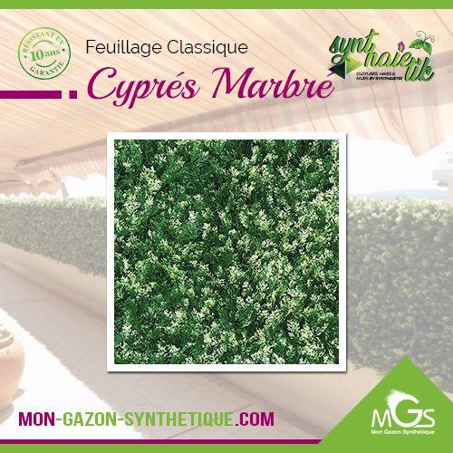 Feuillage Classique Cypres Marbre Haiesartificielles Feuillagesynthetique Murvegetal Gazon En 2020 Avec Images Pelouse Synthetique Gazon Synthetique Gazon Artificiel
