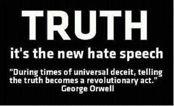 It bodes badly for humanity when the truth is ignored!