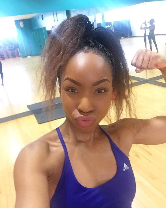Gym session done on this beautiful day in London! Practically empty - just the way I like it! The Wedding Countdown has begun so officially working on my mind & body and making it the BEST it can be for my BIG day  .  #ACTIVEWITHAMARA #health #fitness #fitnessmodel #adidas #puregym #exercise #girlswholift #girlswithmuscles #flex #saturday #weekend #inspiration #motivation #bridetobe #weddingcountdown #bride #interracialcouple #nigerianwedding #train #bodybuilding #bodyweighttraining…